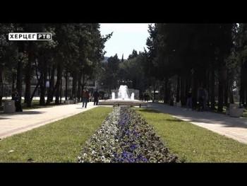 Trebinje: Stiglo je proljeće (VIDEO)