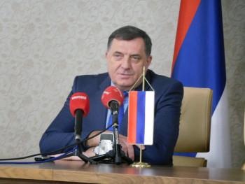 Dodik poručio: Ne odustajem od mira i Republike Srpske!