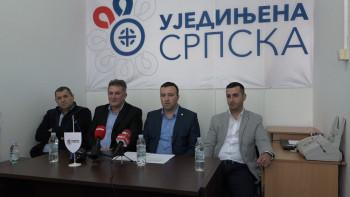 U Trebinju Ujedinjena Srpska formira klub odbornika
