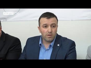 Milan Kovač predsjednik GO Ujedinjena Srpska (VIDEO)