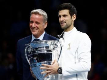 Novakova velika pobjeda – odlazi prvi čovjek ATP