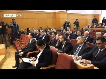 Trebinje: Održana 22. sjednica gradskog parlamenta (VIDEO)