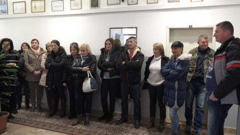 Spasa za 'Vodovod' nema na vidiku: Radnici i danas pokucali na vrata gatačkih čelnika