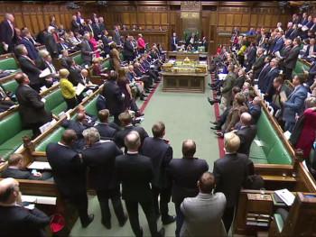 Parlament odbacio drugi referendum o Bregzitu