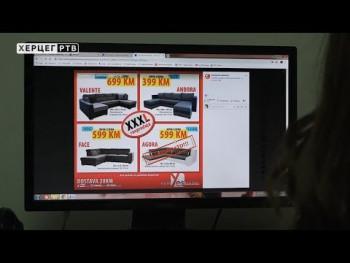 Kupovina preko interneta i društvenih mreža svakodnevnica: Prevare obavezno prijaviti (VIDEO)
