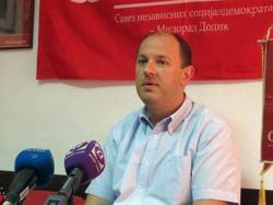 Luka Petrović izabran za generalnog sekretara SNSD-a