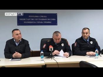 PU Trebinje: Pojačan priliv migranata, apel građanima da povedu računa o imovini (VIDEO)