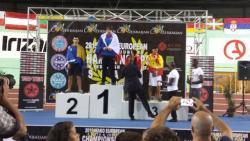 Велики успјех невесињских кик боксера у Шпанији: Драговић златни, Терзић сребрени