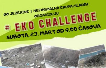 Bileća: Akcija čišćenja grada