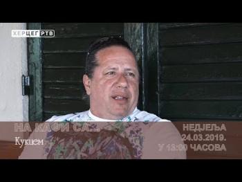 Najava: NA KAFI SA Draganom Kukurićem Kukcem (VIDEO)