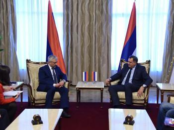 Dobra privredna saradnja Srpske i Rusije, značajne ruske investicije