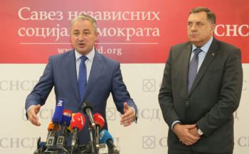 Dodik nudi Borenoviću ulazak u Savjet ministara