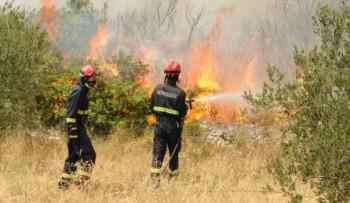 Na području Istočne Hercegovine aktivno 15 požara
