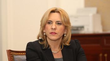 Cvijanovićeva poručila: BiH je zarobljenik nacionalističke sarajevske politike