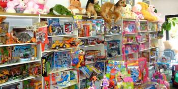 Забрањен увоз играчака из Kине због штетности по здравље