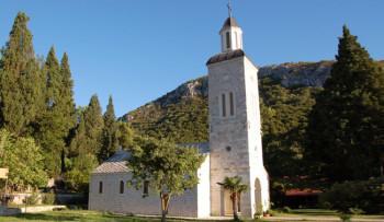 У манастиру Житомислић прослављене Благовијести и отворен нови музеј