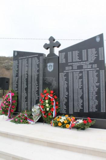 Nevesinje: Obilježavanje Dana druge lake brigade Vojske RS 14. aprila