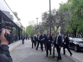 Sastali se Vučić i Čović