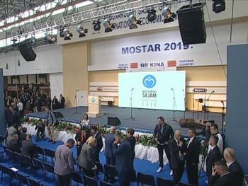 Мостар: Почела церемонија отварања Међународног сајма привреде