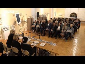Predstavljena knjiga o kolekcionaru Stjepanu Mezi koji je skupio 4.000 jelovnika (Video)