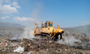 Počeli radovi na sanaciji gradske deponije
