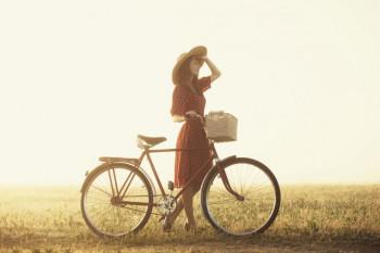 Vožnju bicikla i srce voli