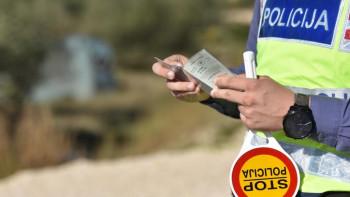 PU Trebinje: Pojačana kontrola učesnika u saobraćaju