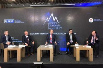 Petrović na Jahorina ekonomskom forumu – Proizvodnja struje iz obnovljivih izvora glavni prioritet ERS-a