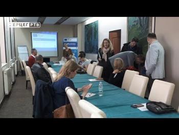 Међународна организација рада одржала презентацију пројекта EU4Business (ВИДЕО)