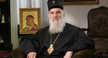 Посланица патријарха Иринеја: Загрлимо и оне који нас не воле и опростимо им
