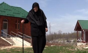 Crkva u rodnom selu – san monahinje Hristine