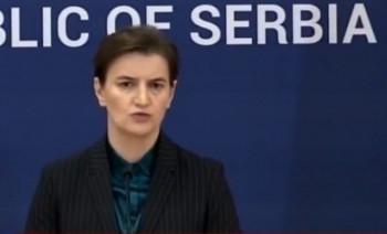Brnabić: Srbija je pokazala da je pouzdan evropski partner
