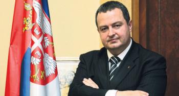 Dačić: BiH niko ne pita kako će biti riješeno pitanje Kosmeta