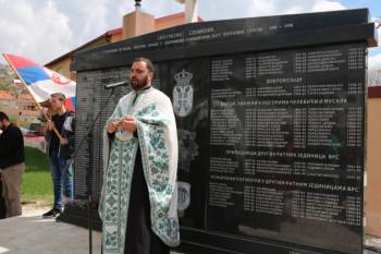 U Gacku obilježen Dan stradanja Srba iz Konjica