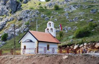 Gacko: Danas slava hrama u Slivljima