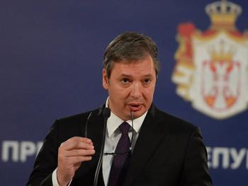 Vučić: Za sigurnu budućnost naše djece potrebni su nam prijatelji