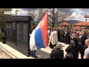 Gacko: Obilježen dan stradanja Srba iz Konjica (VIDEO)