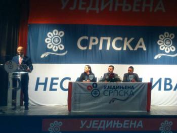 Trebinje: Na izbornoj skupštini izabran predsjednik Ujedinjene Srpske