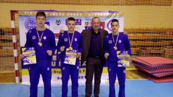 Kik bokserima Veleža tri titule državnog prvaka