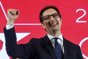 Stevo Pendarovski pobijedio sa 60 hiljada glasova razlike
