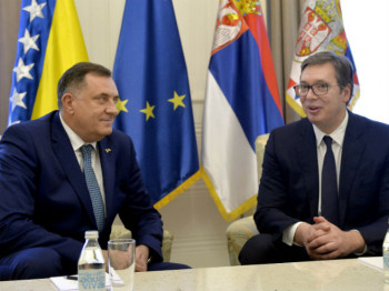 Samoopredjeljenje: Vučić i Dodik nepoželjni u Albaniji
