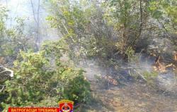 Vatrogaci ugasili požar u mjestu Marić Međine