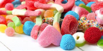 Tri trika da odolite slatkišima