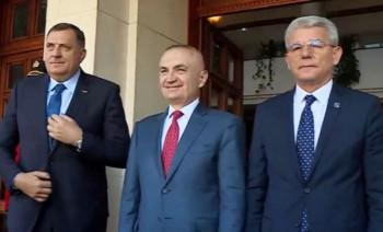 Dodik u Tirani: Nismo ispunili dio dogovora