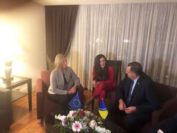 Nastavak Samita u Tirani; Dodik razgovarao sa Mogerinijevom