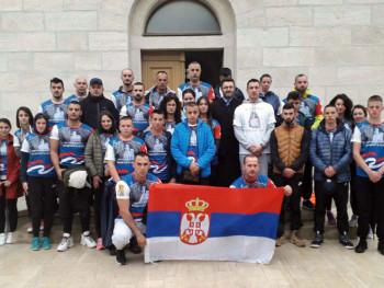 Bilećani krenuli pješke do Ostroga