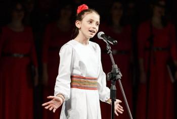 Milica Rajković u finalu 26. Đurđevdanskog festivala