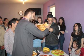 Nevesinje: Slavske svečanosi u udruženju 'Moja nada'