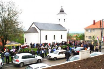 Najava: Slava hrama Svetog Vasilija Tvrdoškog i Ostroškog u Avtovcu