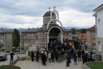 Nevesinje: Crkva Svetog Vasilija Tvrdoškog i Ostroškog i nevesinjska Bolnica obilježili krsnu slavu